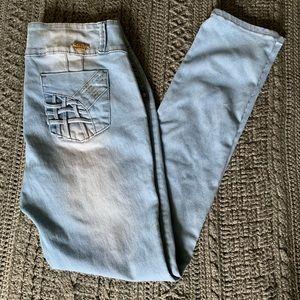 Tush Push Skinny Jeans